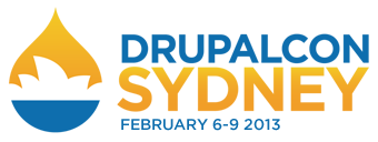 DrupalCon Sydney logo